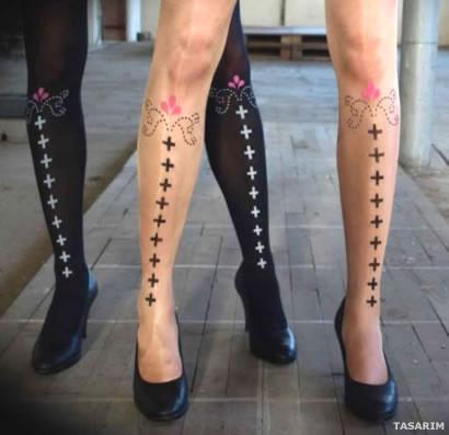 Bayan Çorapları