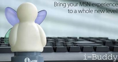 i-Buddy MSN Messenger USB Toy