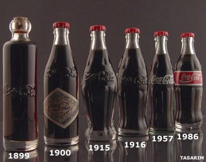 Coca Cola Şişeleri