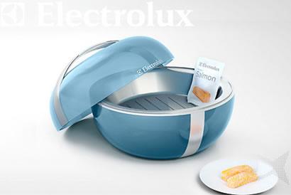 electrolux pişirici