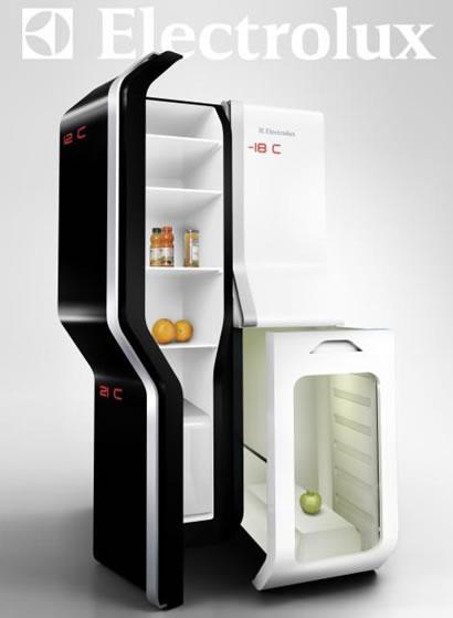 electrolux buzdolabı