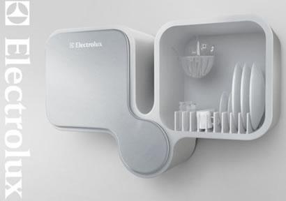 electrolux bulaşık makinesi