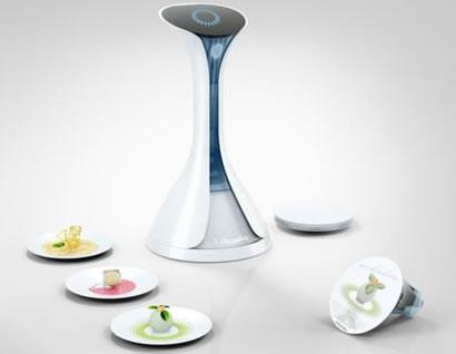 electrolux 3d yemek yazıcı