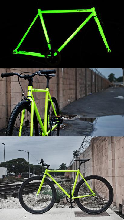 Fosforlu Bisiklet