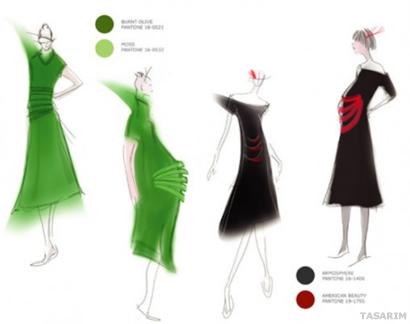 hamile-giysisi-tasarımı