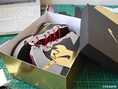 Karton Ayakkabı
