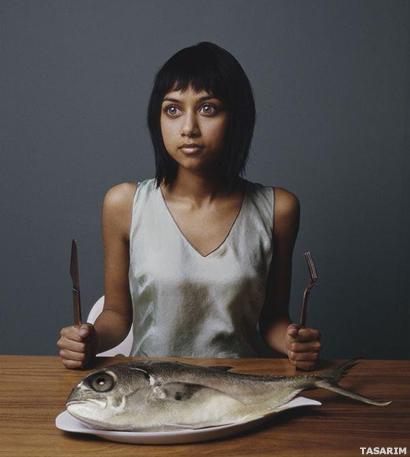 Balık ve insan