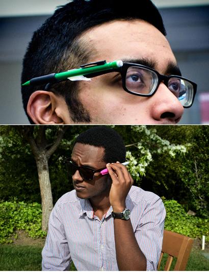 tutacaklı gözlük