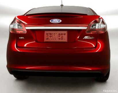 Yeni Fiesta Sedan
