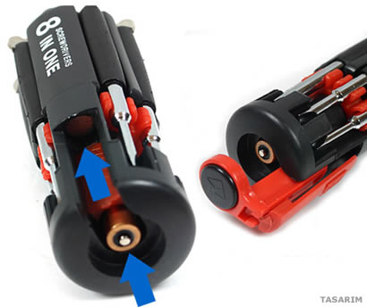 Uber Cool Multi Screwdriver